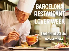 RESTAURANT LOVERS WEEK