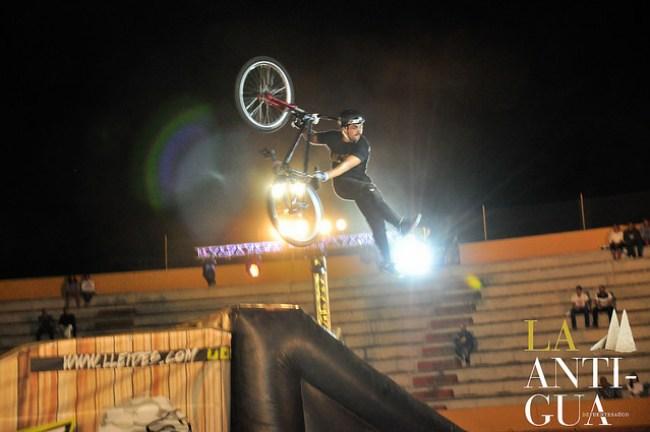 Exhibición BMX