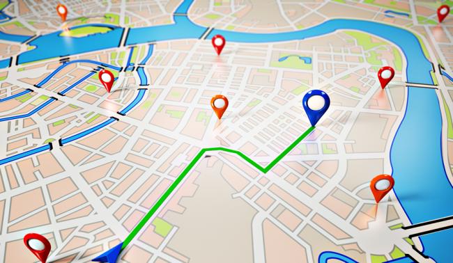 Rutas de distribución, Geomarketing