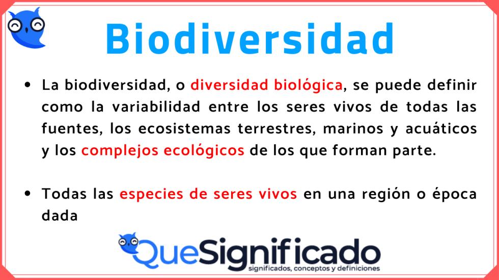 biodiversidad-definicion
