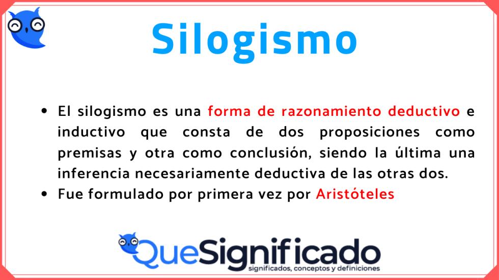 silogismo-concepto-definición-significado