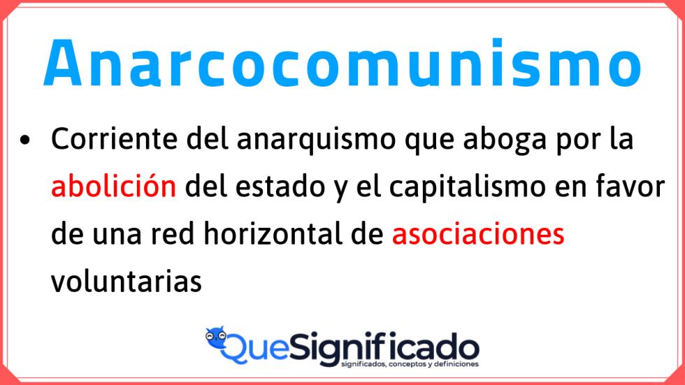 definición-de-anarcocomunismo