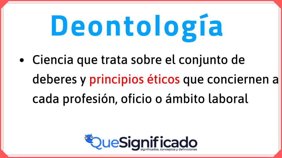 definición-de-deontología