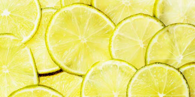 Soñar con muchos limones