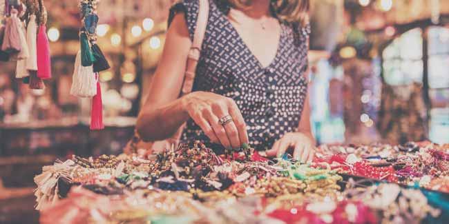 soñar comprando joyas