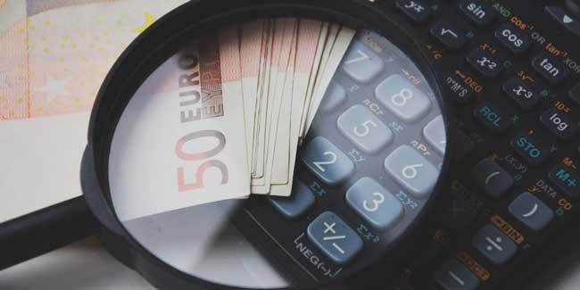 soñar contando dinero