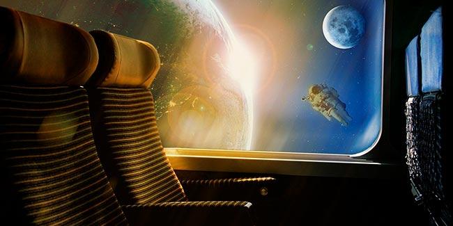 Soñar con viajar al espacio