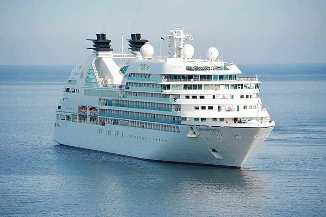 Soñar con viajar en un crucero