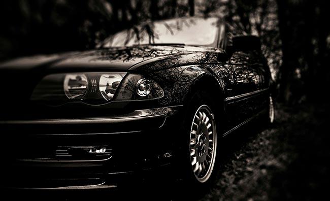 Soñar con carro negro
