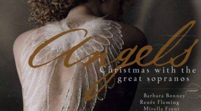 """<span class=""""entry-title-primary"""">天使たち Angels – Christmas with the Great Sopranos</span> <span class=""""entry-subtitle"""">Angels Christmas with the Great Sopranos - Decca 477 0337</span>"""