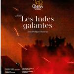 Indes galantes, opéra Bastille