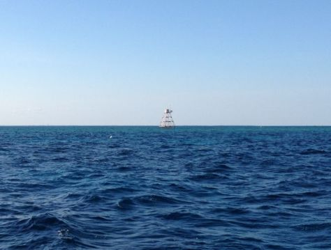 Molasses Reef Light
