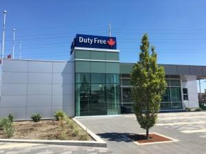 Duty Free Store in Canada