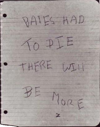 Batesnote