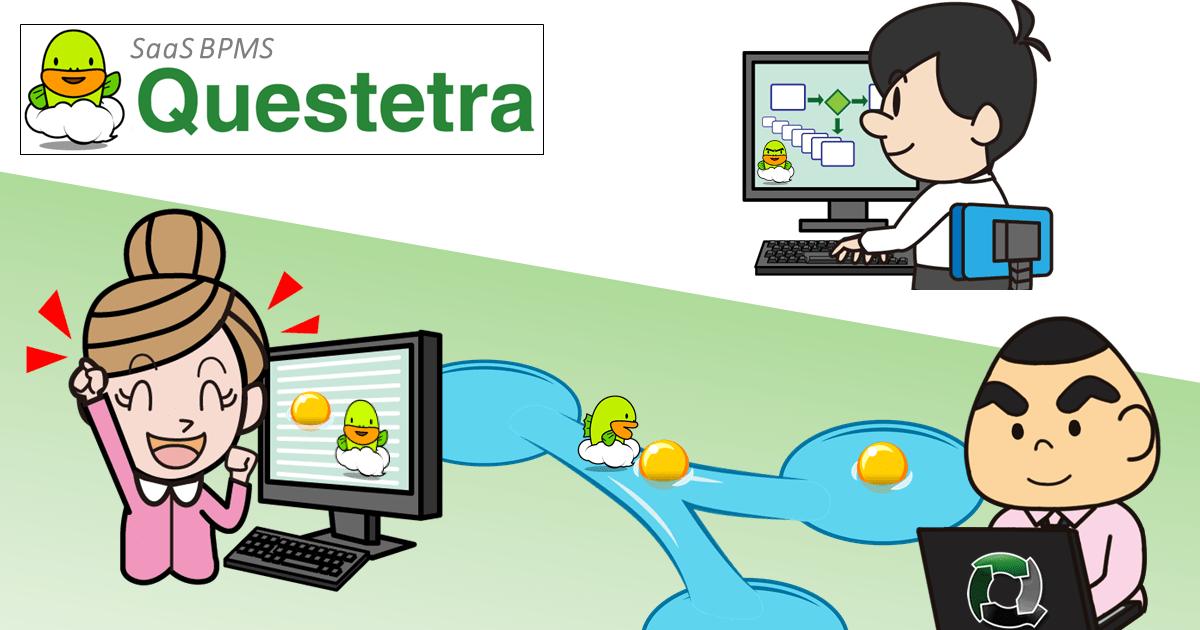 Questetra BPMS Overview