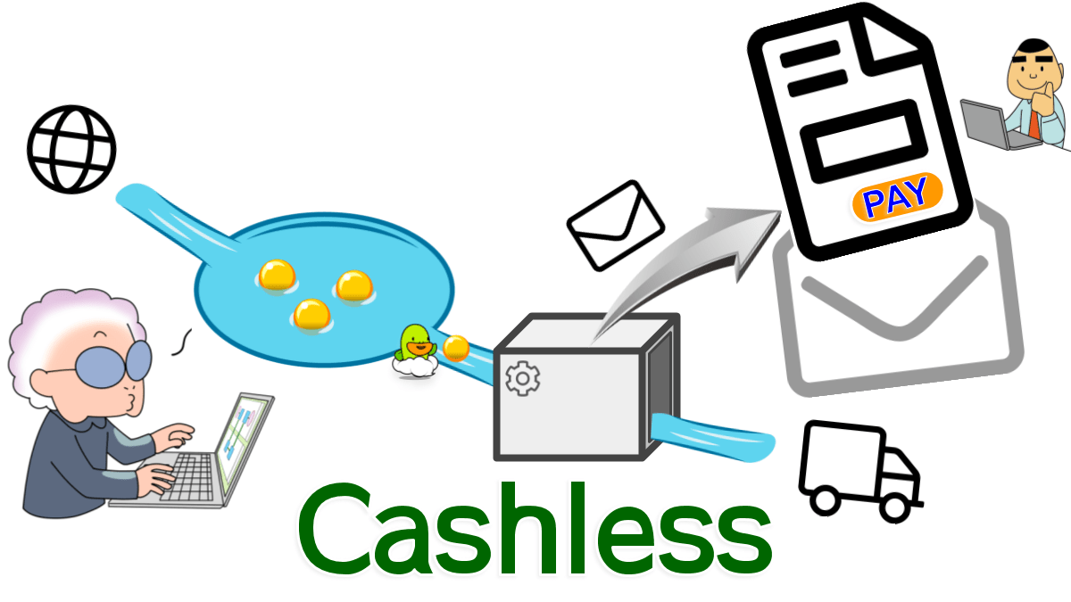 Cashless Workflow
