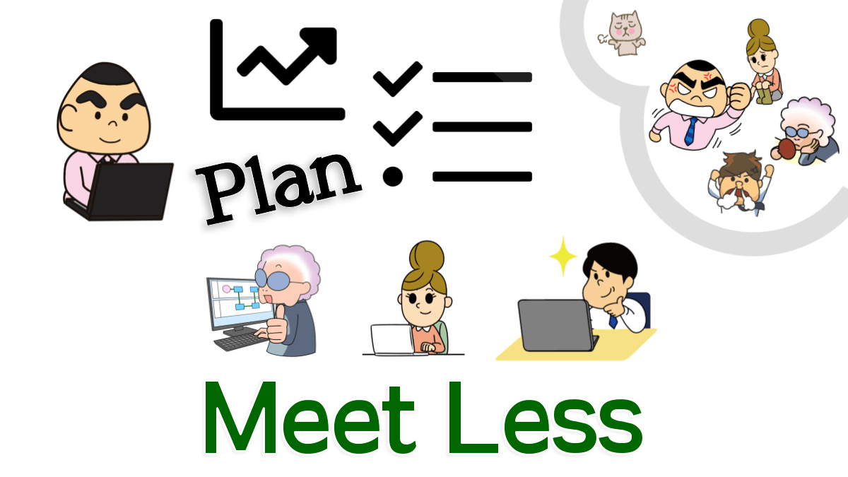 Less Meeting Workflow