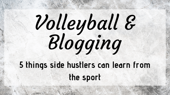 15 Things Volleyball Can Teach You About Blogging on Quest for $47
