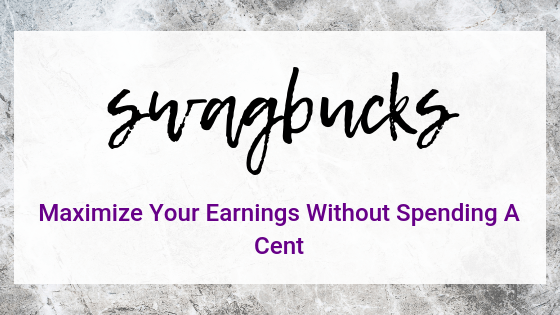 8 Ways To Maximize Your Swagbucks Earnings