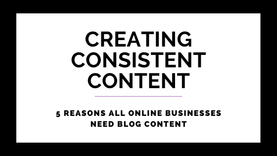 5 Reasons All Online Businesses Need Blog Content on Quest for $47 Header