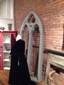 Gothic Window Frame
