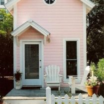 tiny cottage pink