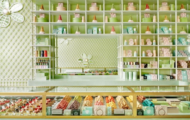 Final Selects Ladurée store in Beverly Hills, Los Angeles, CA