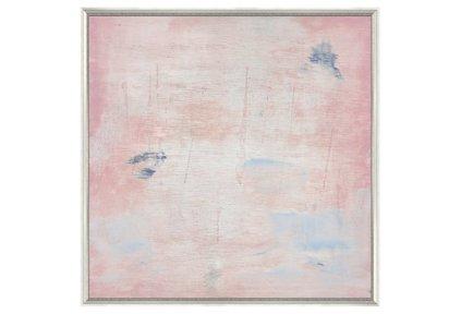 OKL Monoprint in Pink