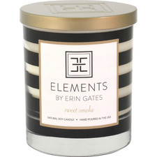 Elements . Sweet Smoke Candle . All Modern $18.