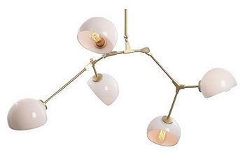 slant-cut-chandelier