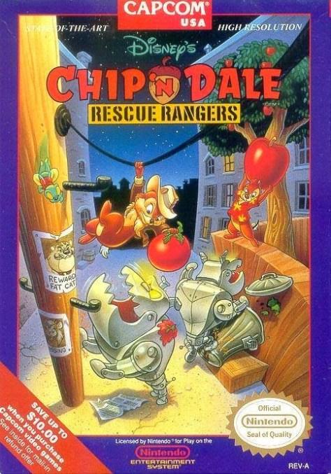 Chip-N-Dales