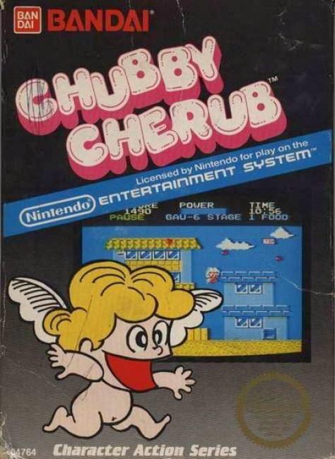 Chubby-Cherub
