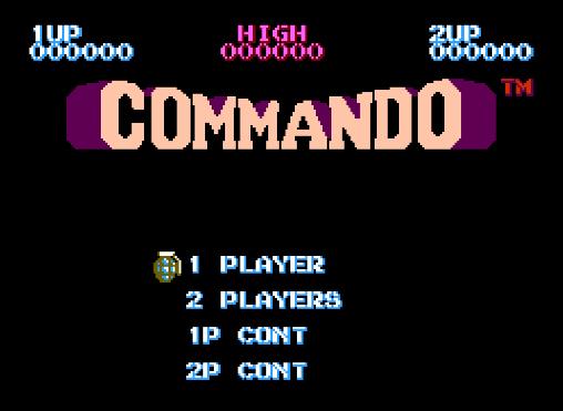 #145 – Commando