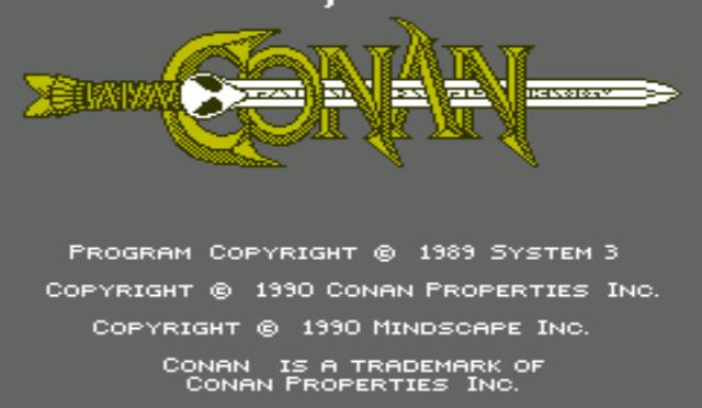 #146 – Conan