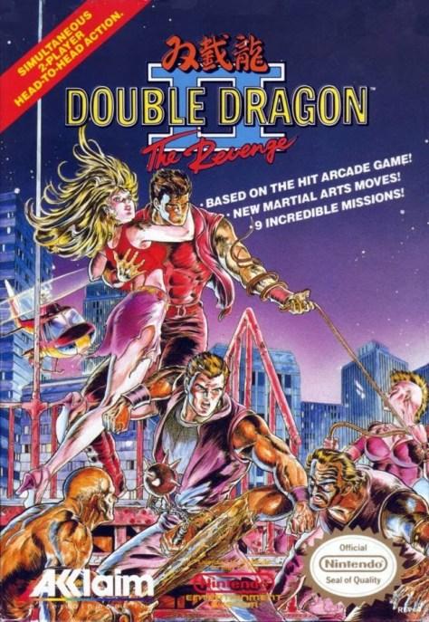 Double-Dragon-II