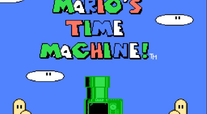 #397 – Mario's Time Machine