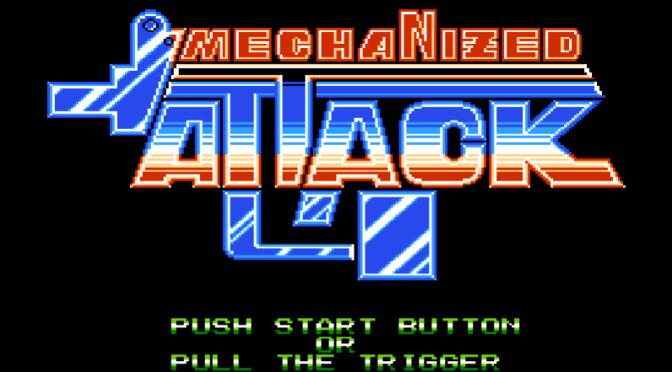 #400 – Mechanized Attack