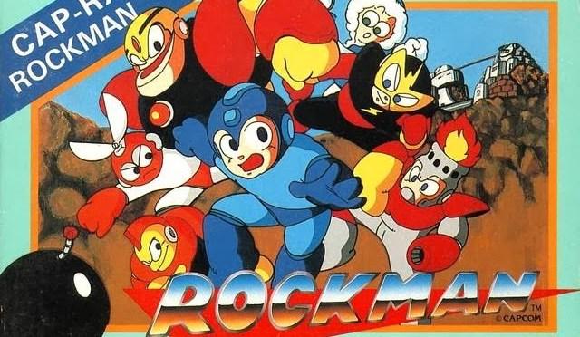 #401 – Mega Man – Part 1 of 2