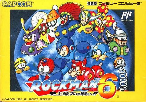 #406 – Mega Man 6