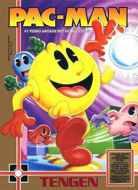 Pac-ManTengen