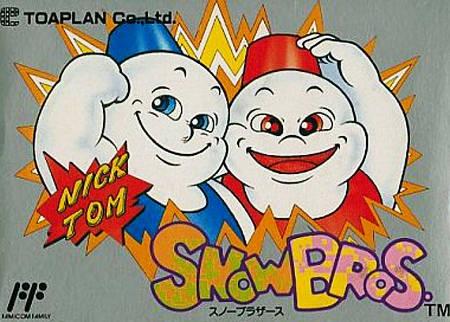 #585 – Snow Brothers