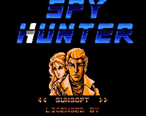 #596 – Spy Hunter