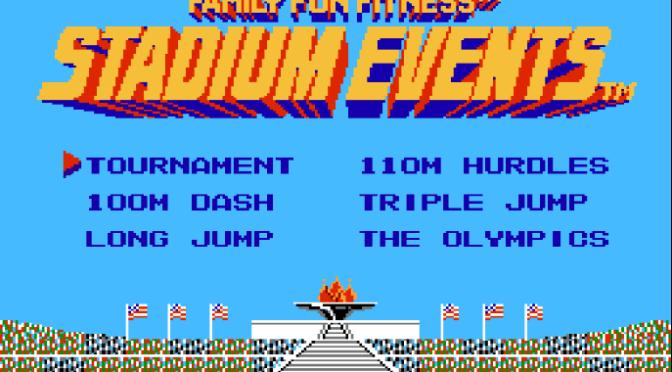 #600/#734 – Stadium Events/World Class Track Meet
