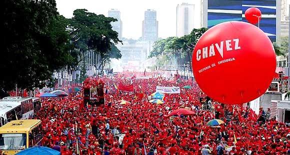 Resultado de imagen para chavismo en venezuela