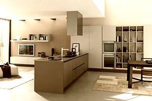 cucina-soggiorno open