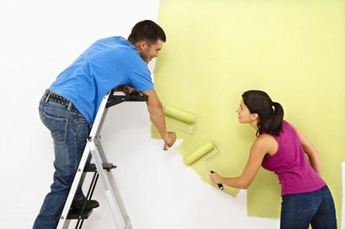 dipingere-le-pareti