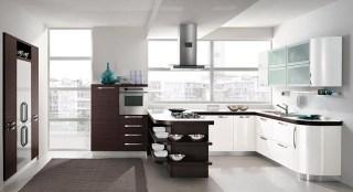 progettare la cucina tipologie di cucine componibile 013