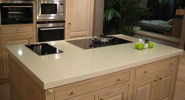 Piano lavoro cucina okite e simili questioni di arredamento - Piano cucina quarzo ...