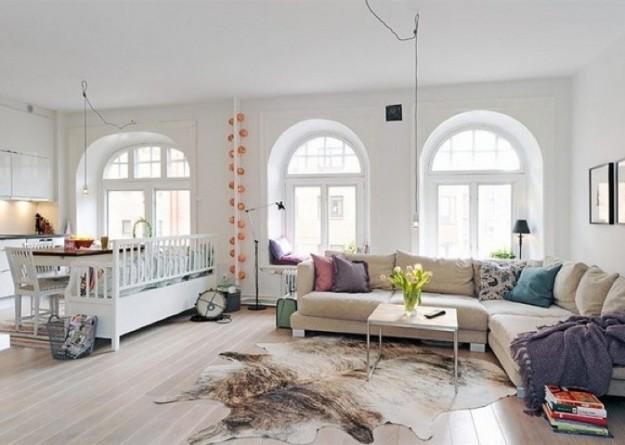 Arredare con lo stile nordico questioni di arredamento - Casa stile nordico ...