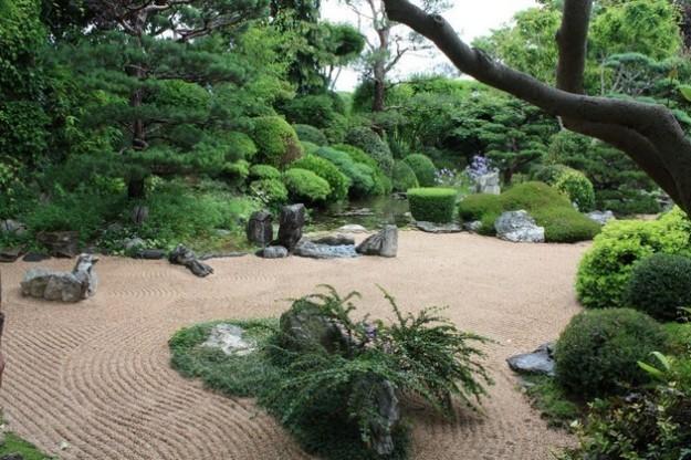 Progetto del giardino di casa questioni di arredamento for Giardini giapponesi milano